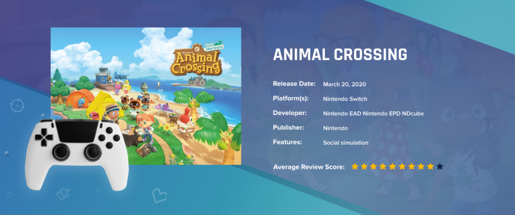 Animal Crossing: New Horizons - Best-Selling Games in 2020: Key Factors of Success, Demand Trends and Forecasts of Future Leaders