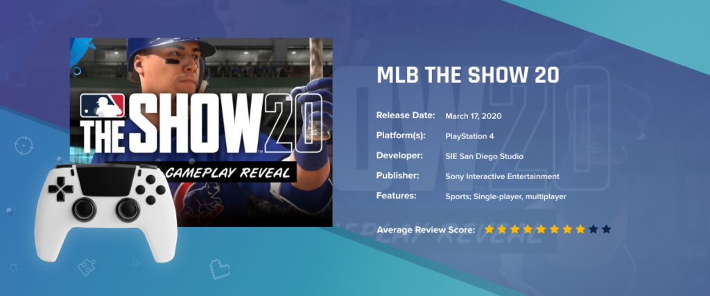 MLB: The Show 20 - Best-Selling Games in 2020: Key Factors of Success, Demand Trends and Forecasts of Future Leaders
