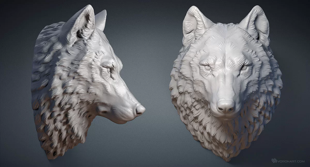 Digital Sculpting - What You Need to Know About 3D Art [And the Harsh Truth About Taxonomy of 3D Game Art Styles]