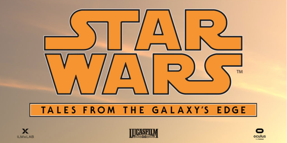SW Tales from the Galaxy's Edge logo