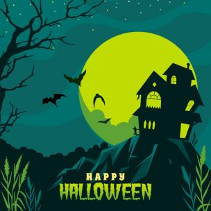 Our Online Halloween Image Parade