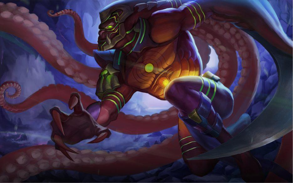 Rogue Octopus
