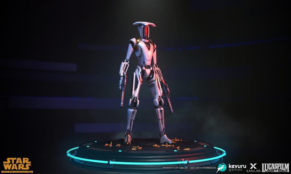 Attsmun Industries Droid